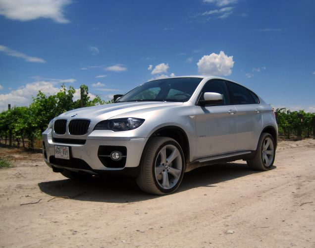 Bmw X6 Xdrive 50i Fotos Uol Carros Picture To Pin On