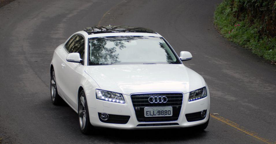 Audi A3 Cupe >> Carro branco vira moda - Fotos - UOL Carros