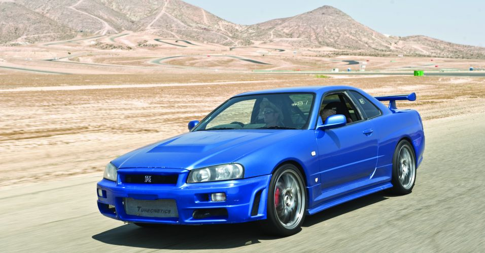 Nissan Skyline ER34 1998