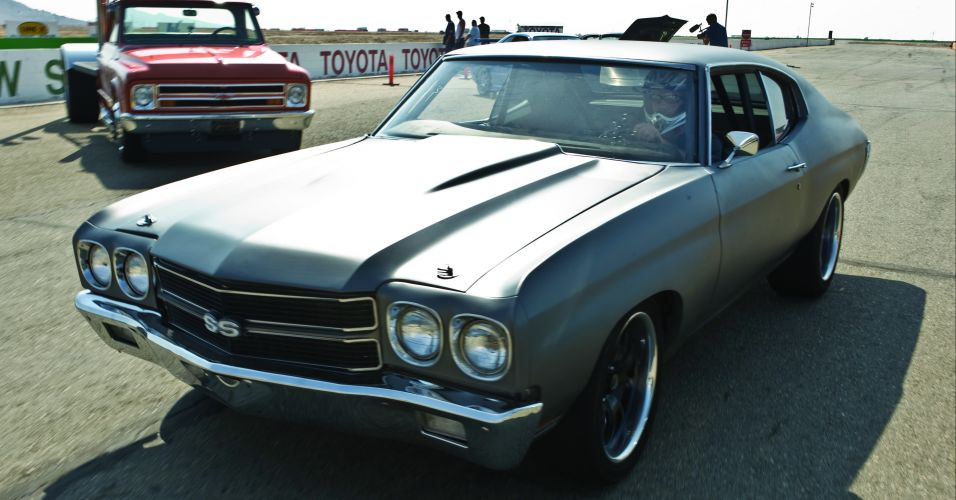 Chevy Chevelle 1970