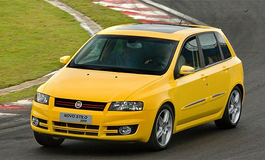 Fiat Stilo Sporting 1.8 Dualogic flex (R$ 59.620)