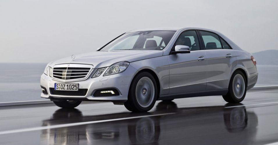 Novo Mercedes Classe E