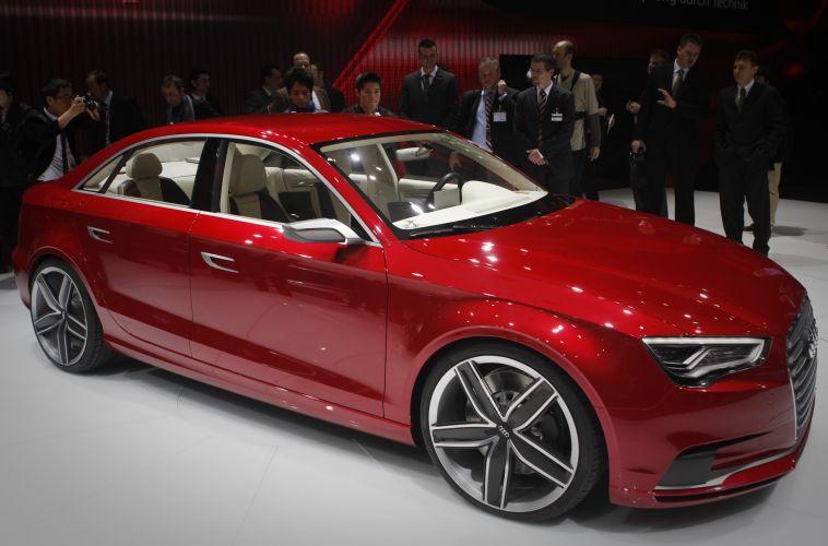 <b>Audi A3 Notchback</b>