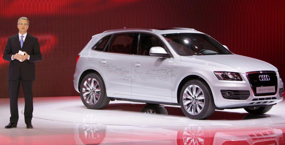 <b>Audi Q5 2.0 T Hybrid</b>