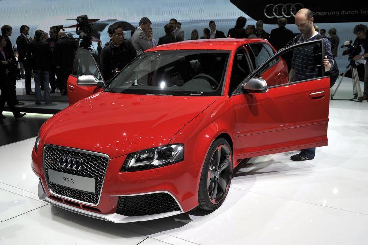 <b>Audi RS 3</b>