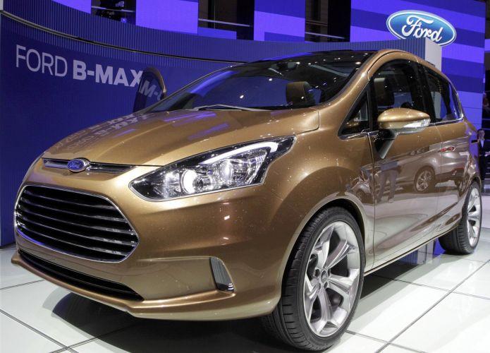 <b>Ford B-Max</b>
