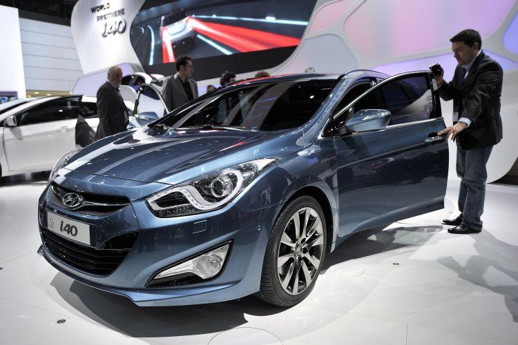 <b>Hyundai i40</b>