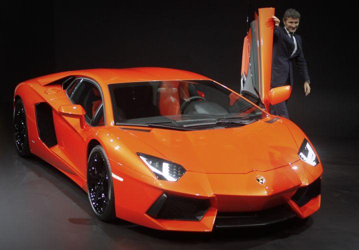 <b>Lamborghini Aventador</b>