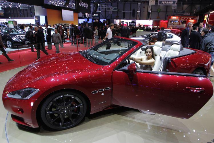 <b>Maserati GranCabrio Sport</b>