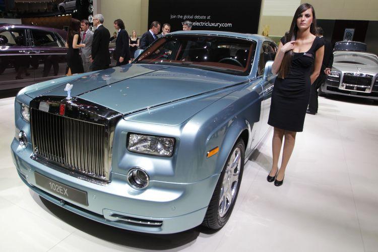 <b>Rolls-Royce 102EX</b>