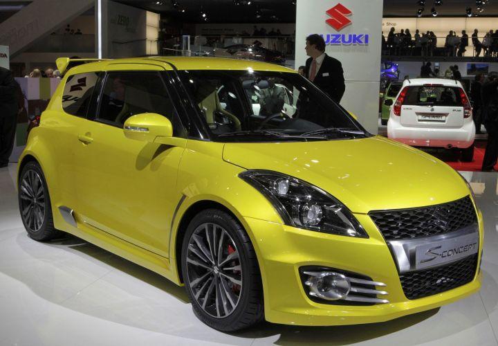 <b>Suzuki S-Concept</b>