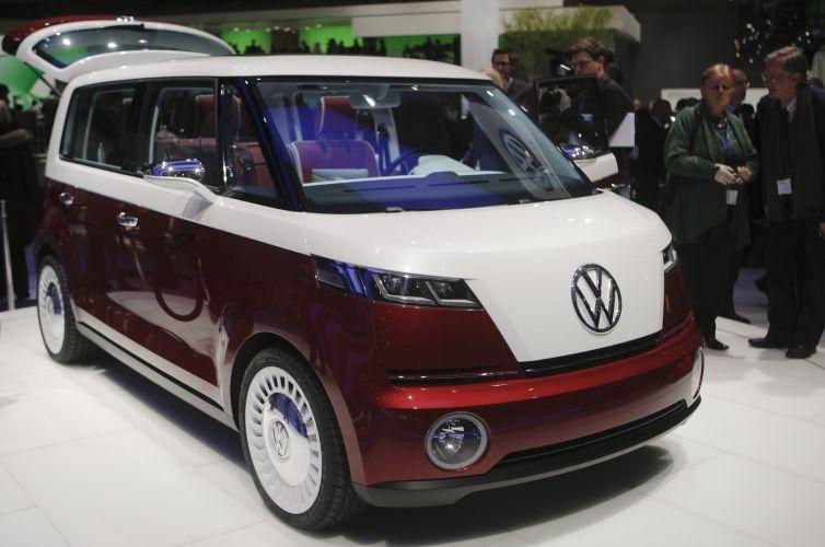 <b>Volkswagen Bulli</b>
