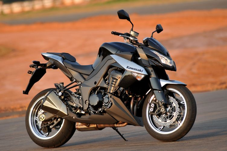 Kawasaki Ninja Z 1000 Fotos e Informações   Top Motos