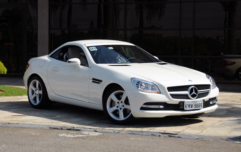Mercedes benz slk250 car tuning car tuning