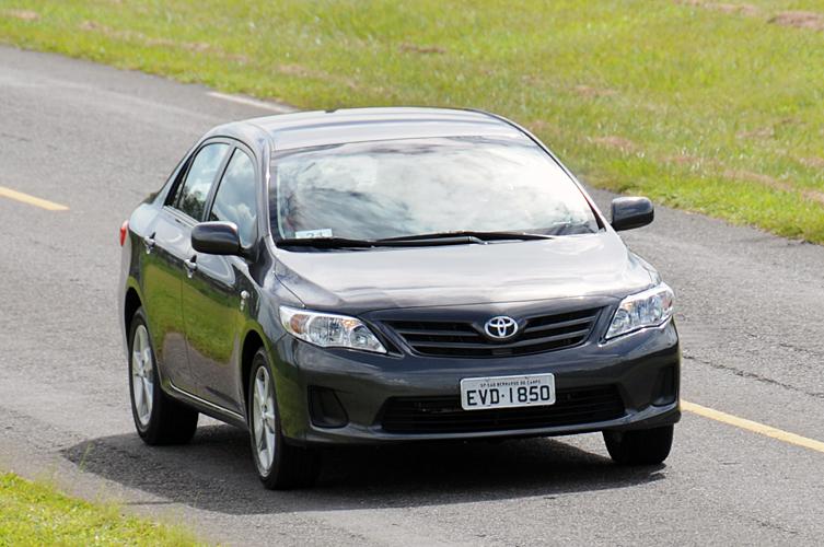 toyota corolla 2012. Toyota Corolla recebe