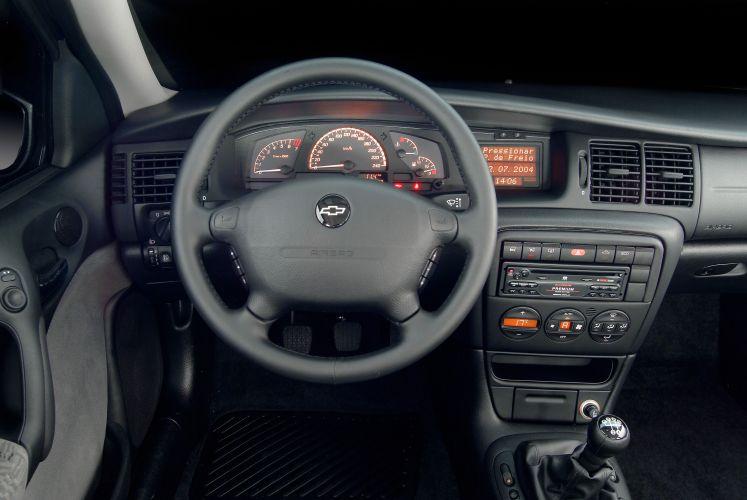 Vectra 2000 Interior Interior do Vectra