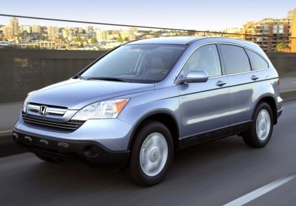 O SUV (para eles MAV) compacto mais confiável para a J.D. Power é o Honda CR-V; Tucson, só em terceiro