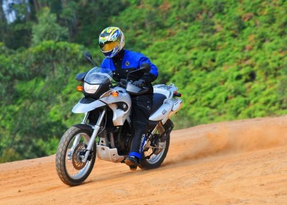 <b>Montada em Manaus (AM), BMW G 650 GS sai de f&#225;brica com freios ABS</b>