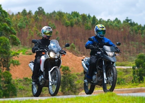 Recém-lançada, Yamaha XTZ 250 Ténéré mostra armas para enfrentar a Honda XRE 300 ABS