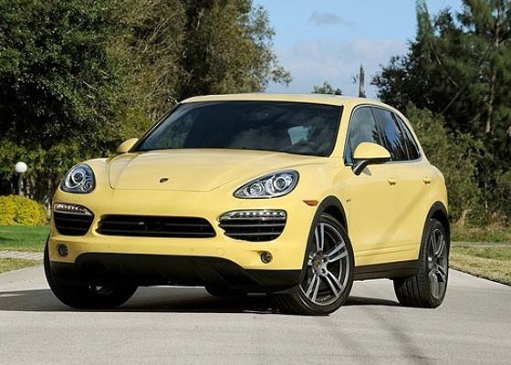 <b>Porsche Cayenne S Hybrid é primeira tentativa verde da marca alemã</b>