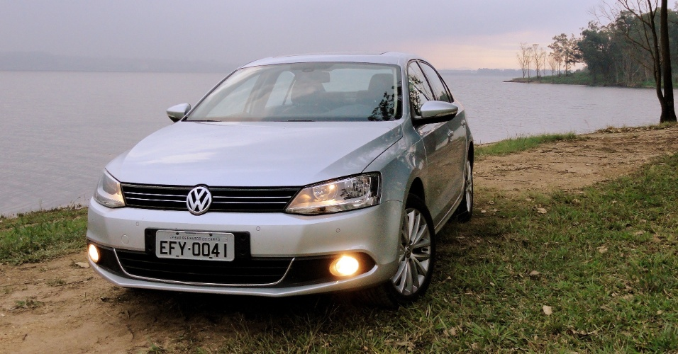 Volkswagen Jetta 2.0 TSI 2012