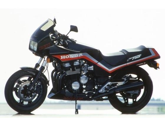 Honda CBX 750F recebeu 34.47% dos votos em levantamento de <b>UOL Carros</b>