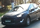 Flagra da Peugeot