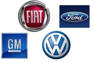 Logos 4 grandes
