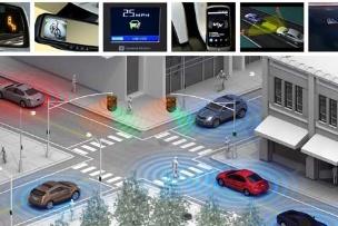 Carro inteligente GM