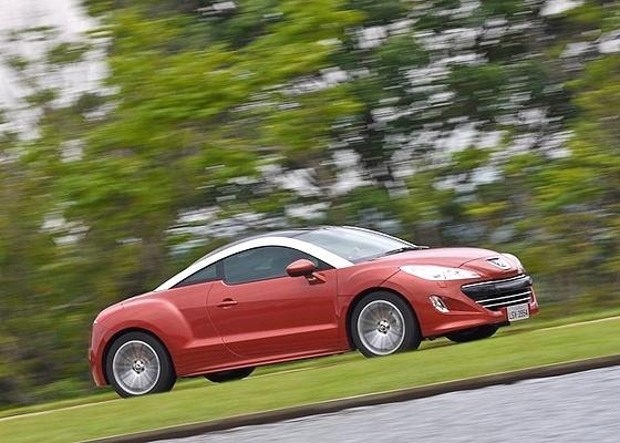 Peugeot RCZ: caso à parte no portfólio da marca chega com preço de seis dígitos