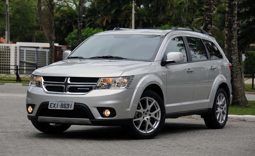 Pin The 2011 2014 Dodge Journey Crossover A K A Fiat Freemont on