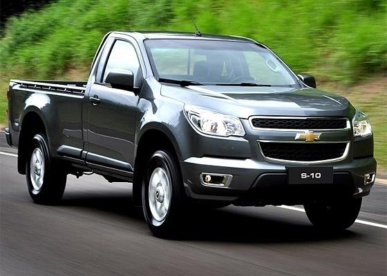 Desenvolvida no Brasil, nova Chevrolet S10 mira Hilux e ganha padrão mundial