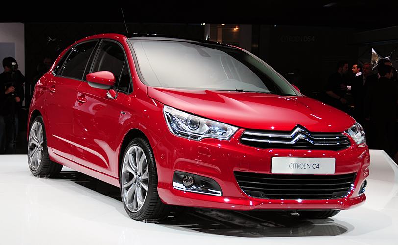Citroën C4 2011