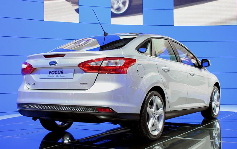<b>Ford Focus 3 Sedan</b>