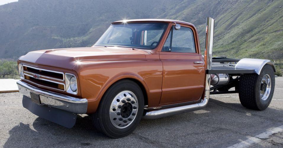 Chevy Fuel Heist 1967