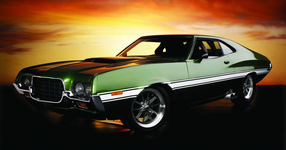 Ford Grand Torino 1972