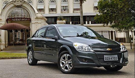 Chevrolet Vectra Next Edition Elegance 2.0 flex (R$ 60.718)
