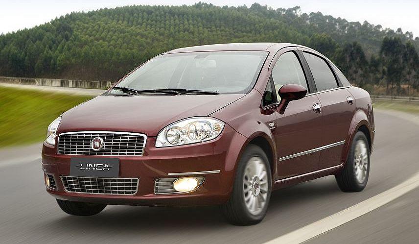 Fiat Linea HLX 1.9 16V Dualogic (R$ 59.350)