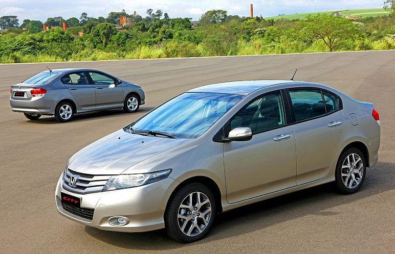 Honda City LX 1.5 A/T flex (R$ 60.010)