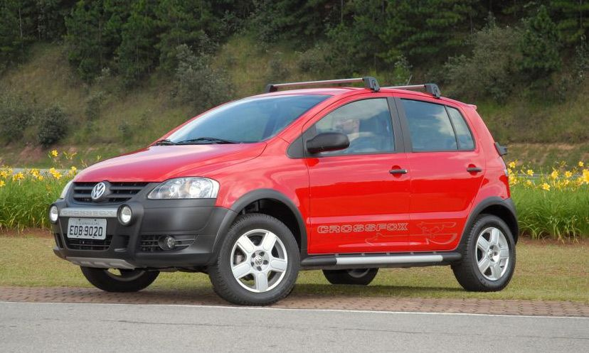 Volkswagen Fox/CrossFox