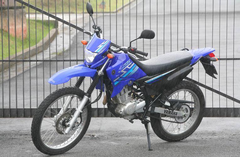 Yamaha XTZ 125 2009