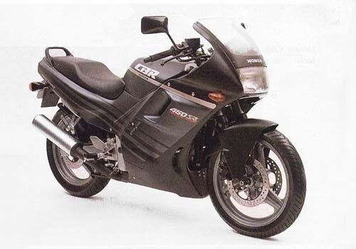 CBR 450 SR