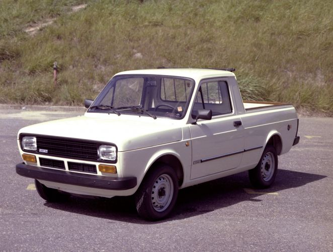 Fiat 147 Pickup - 1978