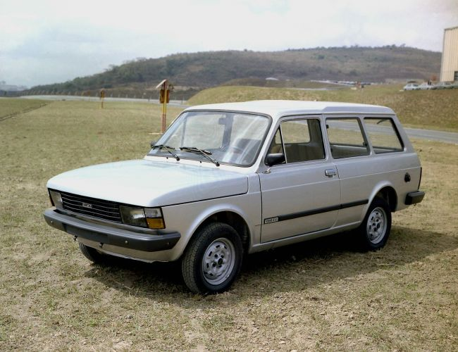 Fiat Panorama - 1980