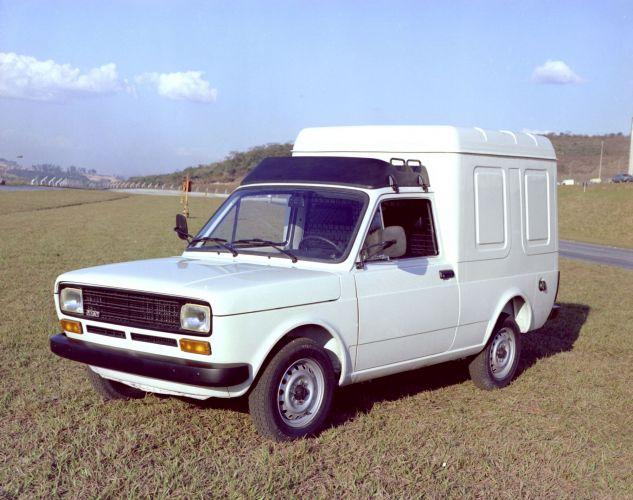 Fiat 147 Fiorino - 1980