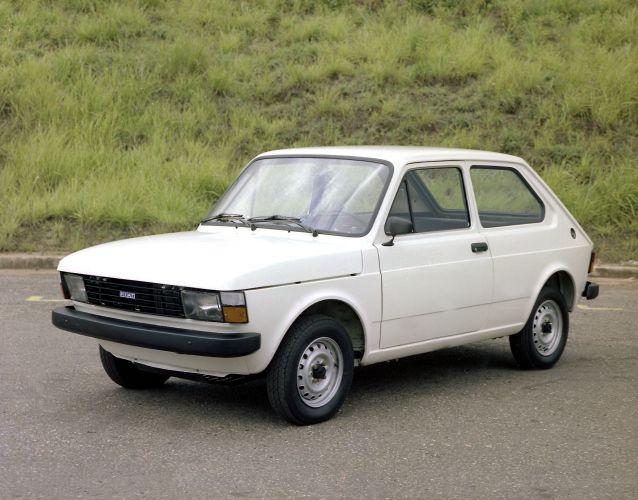"""Fiat 147 """"Europa"""" - 1981"""