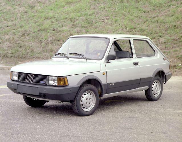 Fiat Spazio - 1982