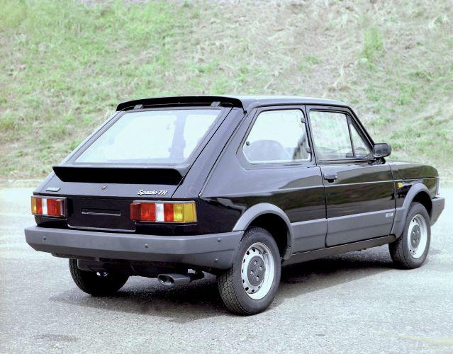 Fiat Spazio TR - 1982