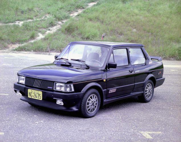 Fiat Oggi CSS - 1984