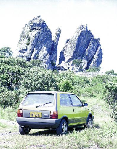 Fiat Uno 1.5R - 1987